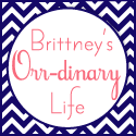 Brittney's Orr-dinary Life