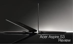 harga ultrabook Acer aspire S3