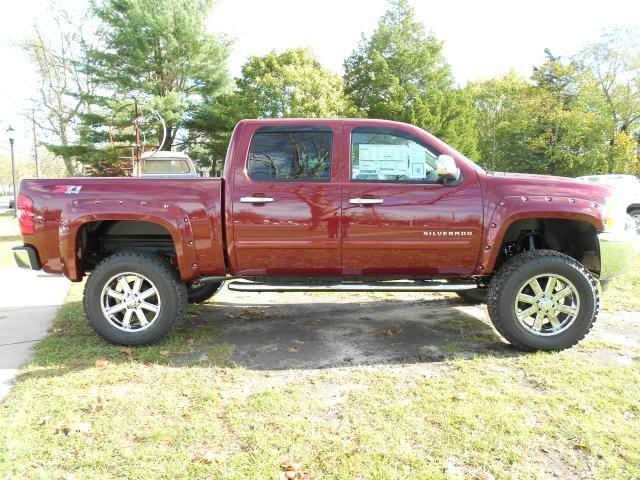 2013 Rocky Ridge Chevy Trucks.html | Autos Weblog