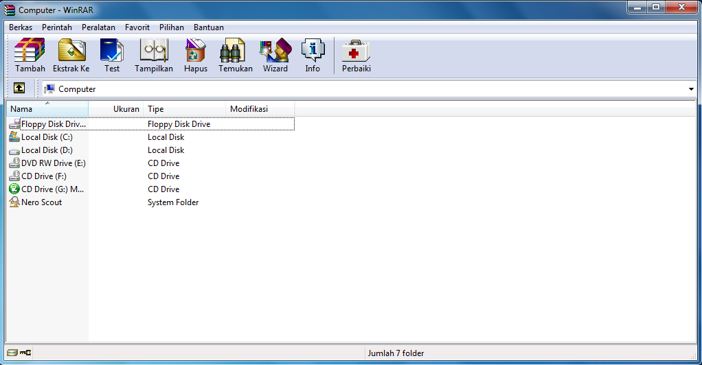 Winrar 5.0.0 Final Full | Serupting