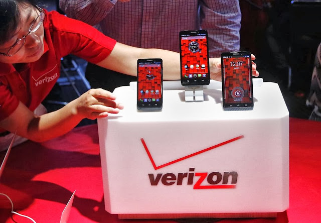 Best Verizon Phones 2013