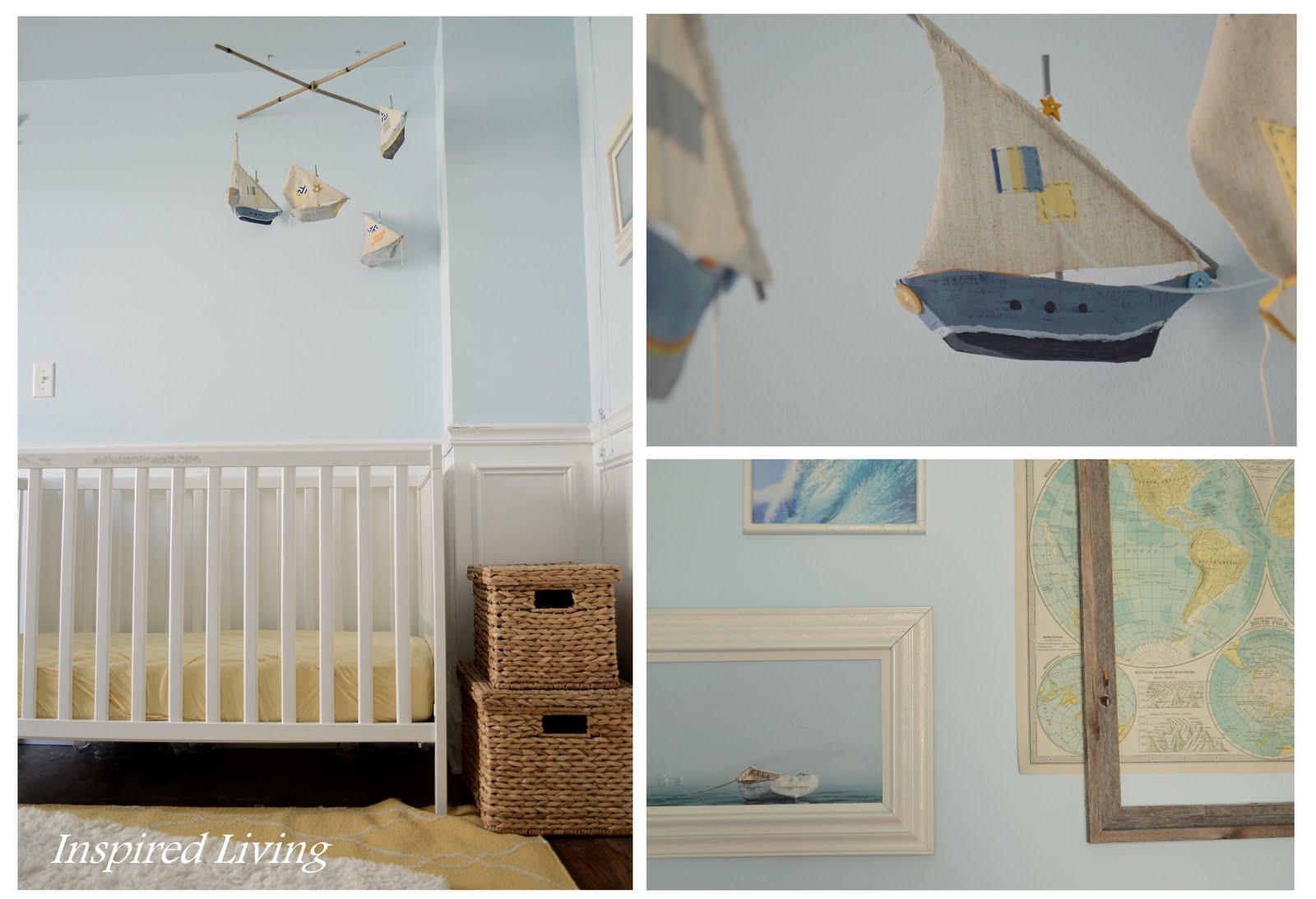 Nautical Nursery Tour title=
