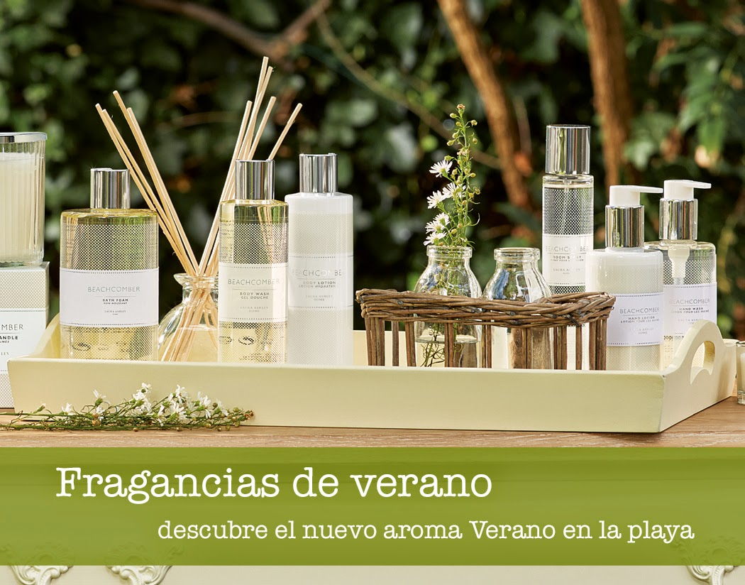 Fragancias Laura Ashley