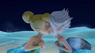 Gambar animasi PeriWinkle dan TinkerBell gratis