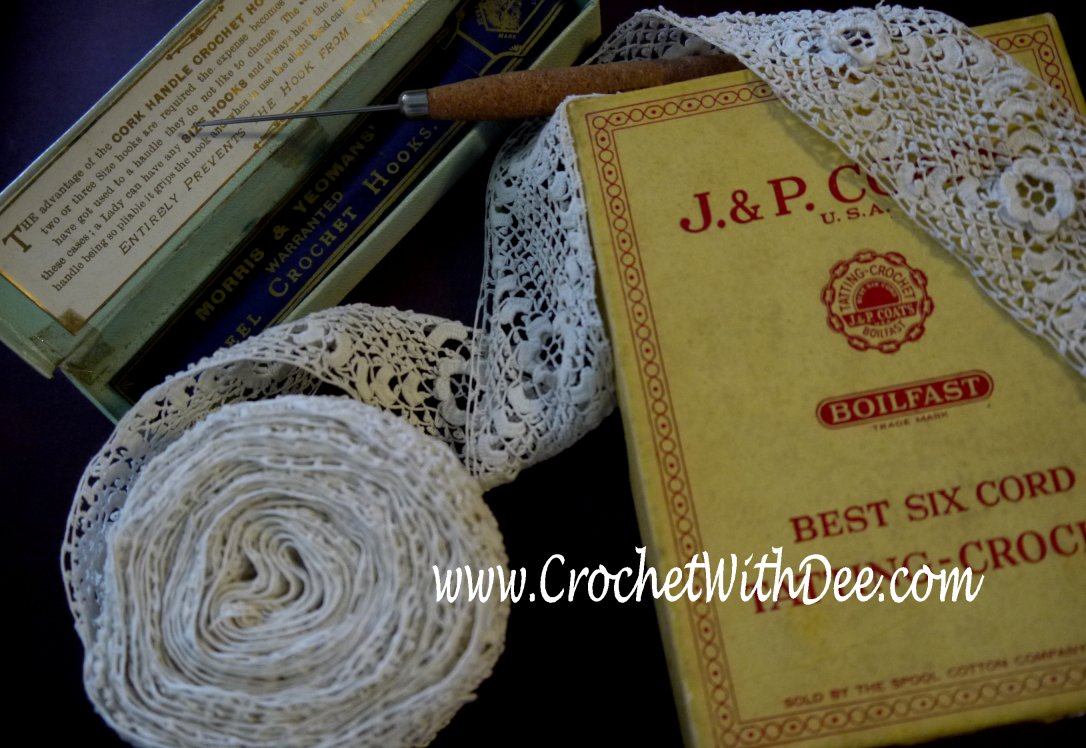 CrochetingWithDee.com: Question From Reader: Pre-made Crochet?