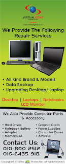 virtualigent, data backup, upgrade service, notebook, lcd monitor