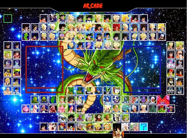 Dragon ball z online games dragon ball z mugen 2014