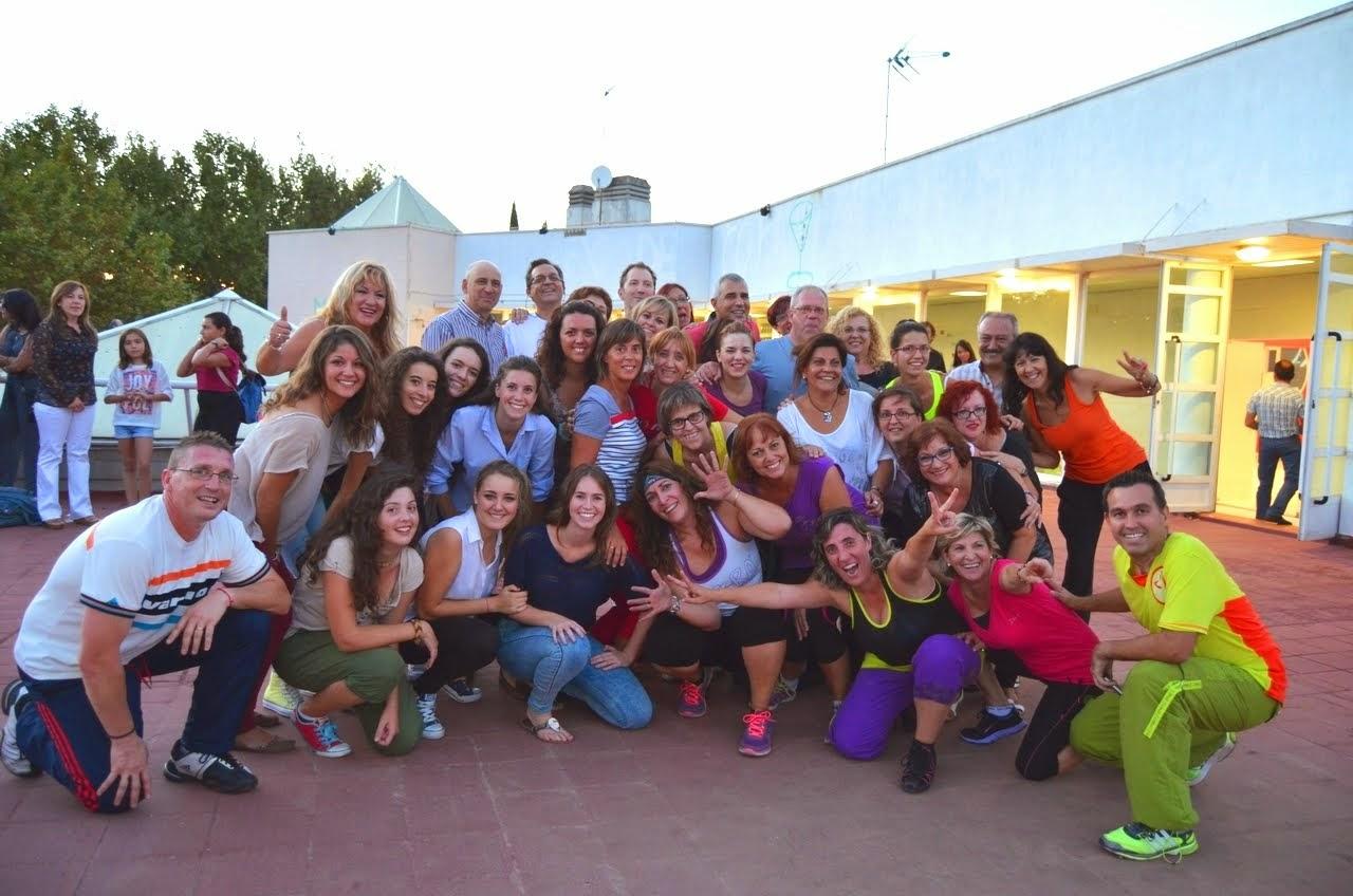 Zumba ® Segovia con Ociobaile