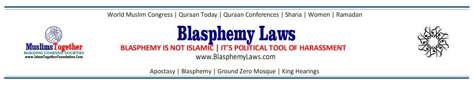 Blasphemy Laws