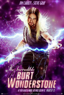 The Incredible Burt Wonderstone 2013 poster