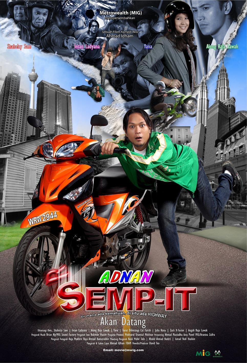 Adnan Sempit  Full Movie Download