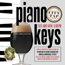 The next Piano Keys pouring is Tuesday, May 14th!