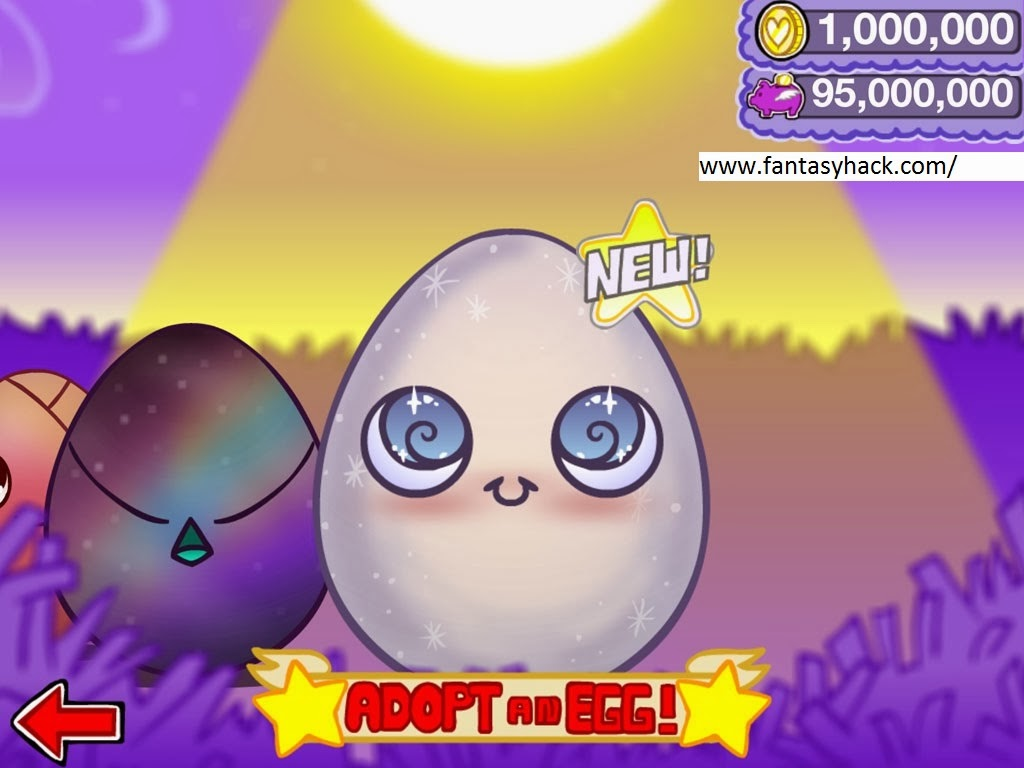 Egg Baby Game Hack
