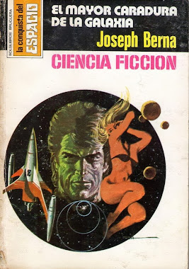 Joseph Berna, el mayor caradura de la galaxia