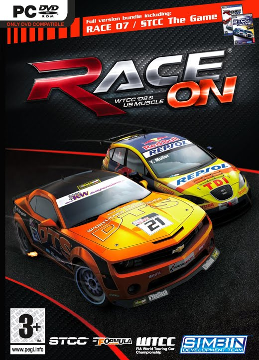 Download Race On - PC