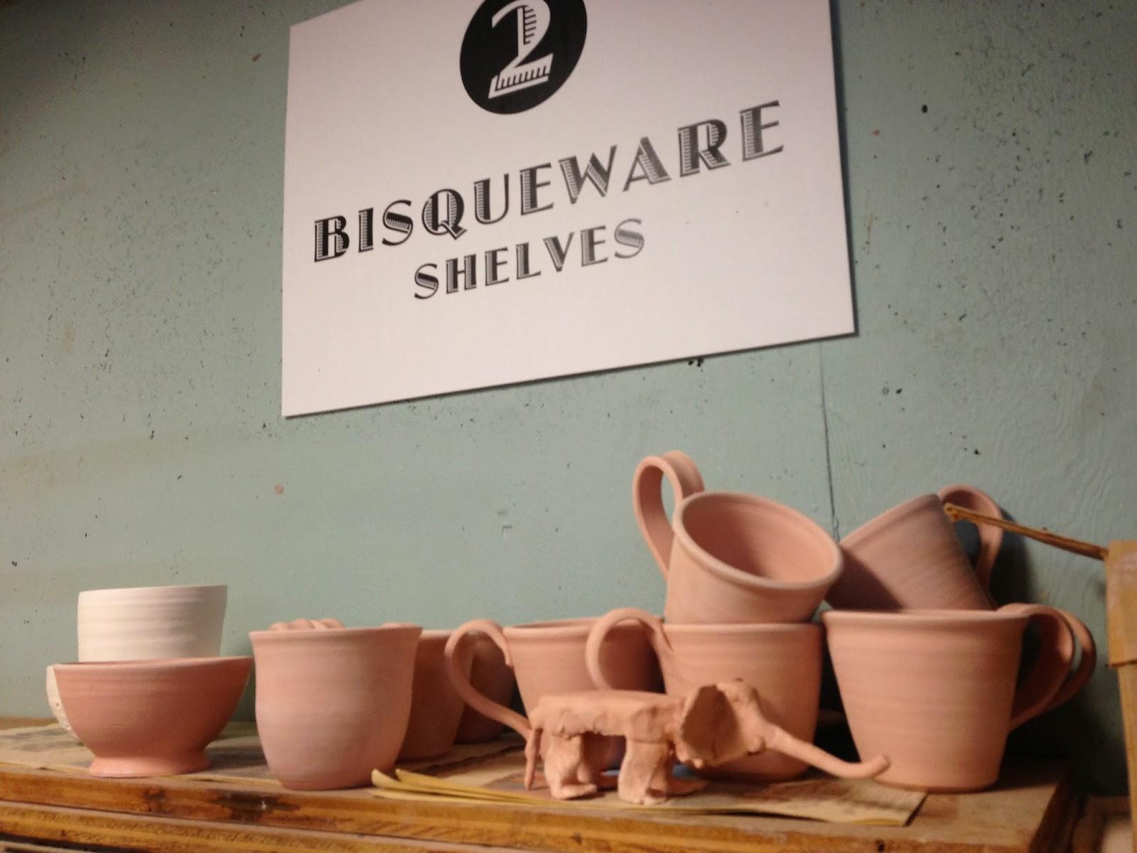 bisqueware