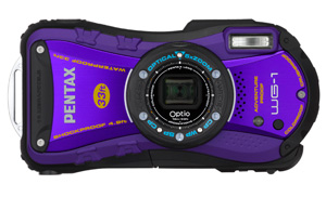 Pentax Optio WG-1 GPS Review