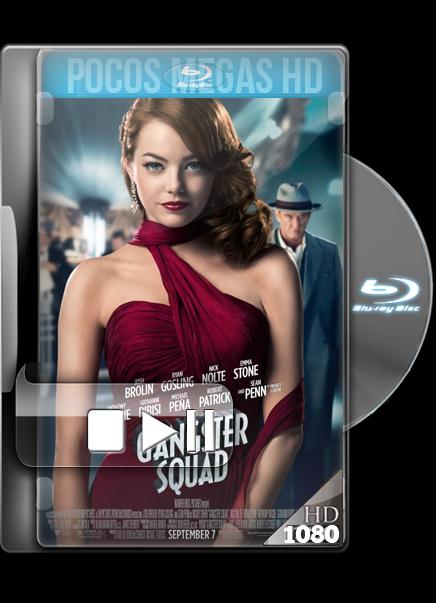 Gangster Squad [2013] [BRRip] [1080p] [Audio Dual Latino/Ingles] [5.1] [Ligera]