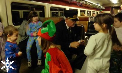 blue bell railway meet santas elves