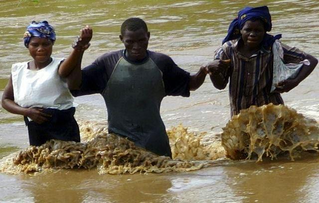 INUNDACIONES MALAWI