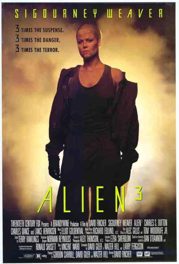 alien 3 poster - photo #20