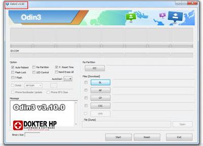Download Odin3 v3.10.0