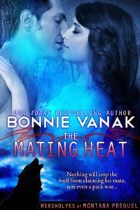 The Mating Heat by Bonnie Vanak