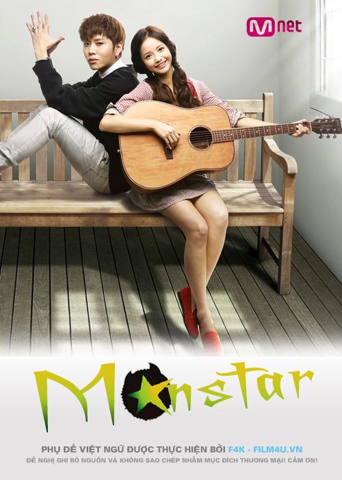 Xem phim Monstar - Thần Tượng Âm Nhạc
