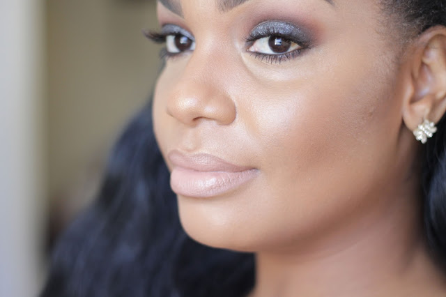 QUICK EASY PERFECT SMOKEY EYES FOR WOMEN OF COLOR BLACK WOMEN