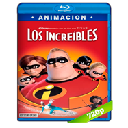 Los Increíbles (2004) BRRip 720p Audio Dual Latino-Ingles