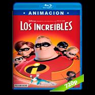 Los Increíbles (2004) BRRip 720p Audio Dual Latino-Ingles