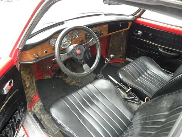 1971 Volkswagen Karmann Ghia For Sale - Buy Classic Volks