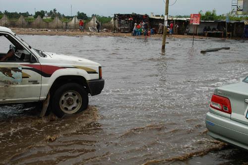 Fotos da Junta Depois das Chuvas