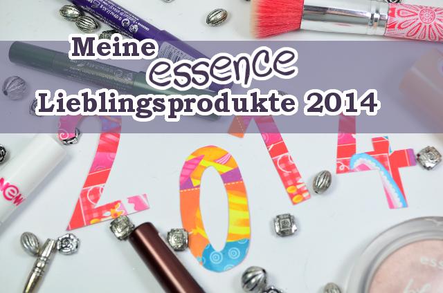 Meine essence Lieblingsprodukte 2014
