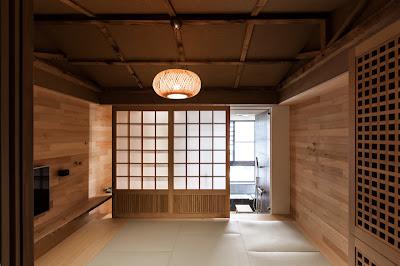 Interior rumah gaya jepang modern 7