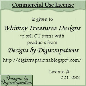 Digiscrapations Cu License