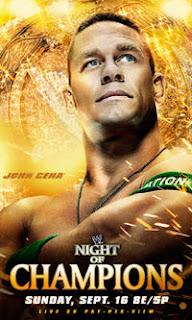 LUCHA LIBRE-Resultados WWE Night of Champions 2012