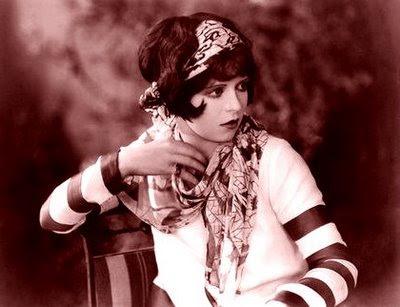 Style Icon Clara Bow