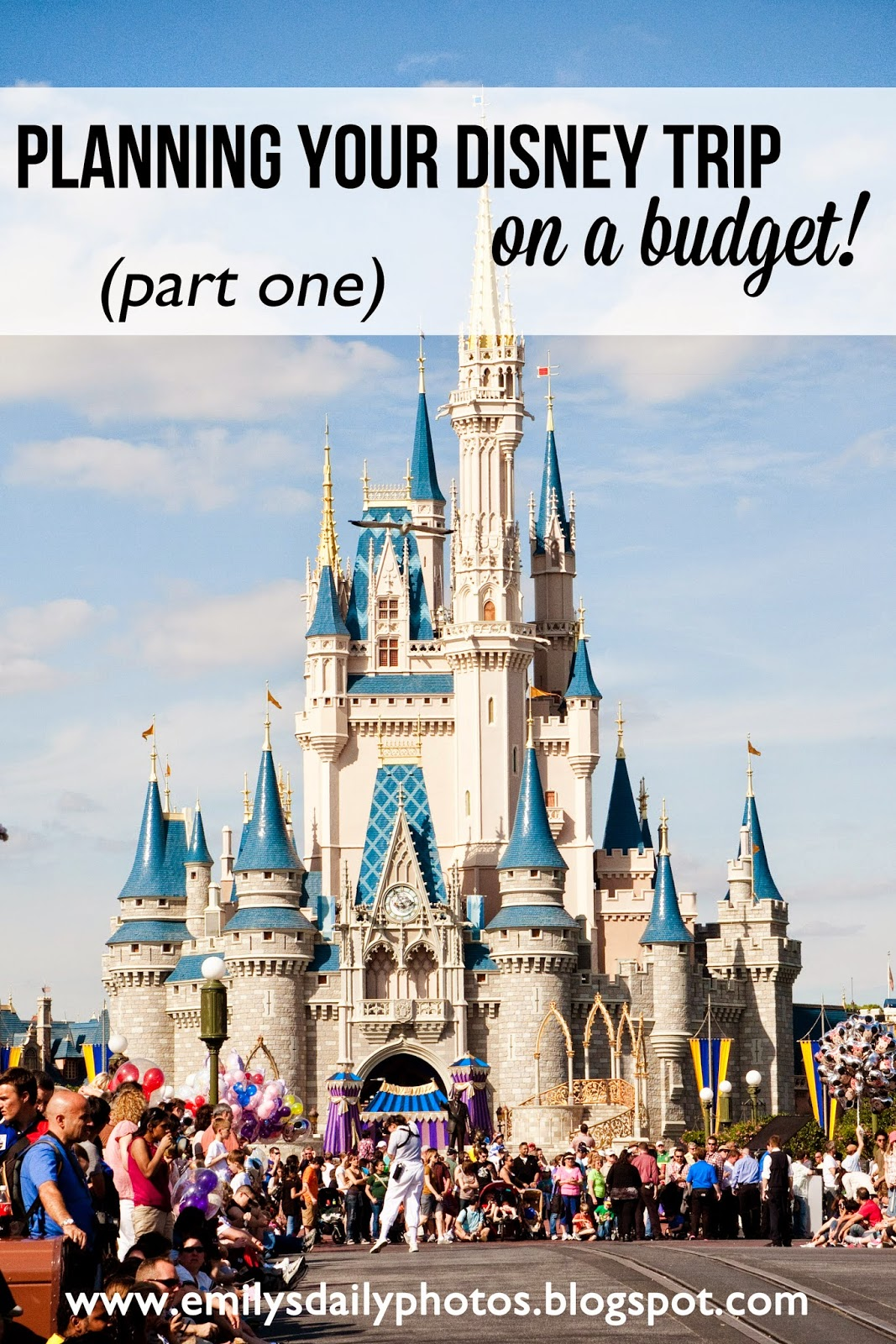 emilys photo blog Disney World Planning your Trip on a