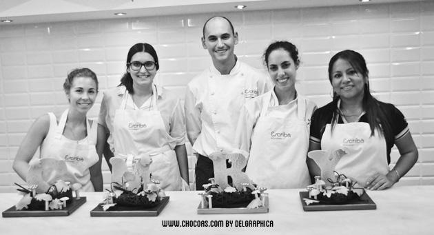 curso chocolate en barcelona