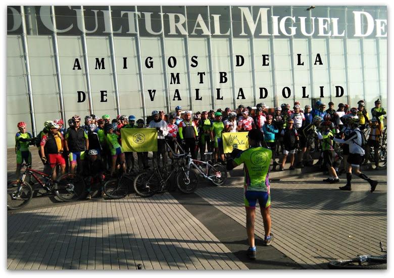 """Marcha BTT """" Final de Ferias de Valladolid"""" 2015"""