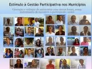 Estimulo a Gestão Participativa nos Municípios 2014