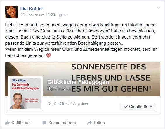https://www.facebook.com/GluecklichePaedagogen/