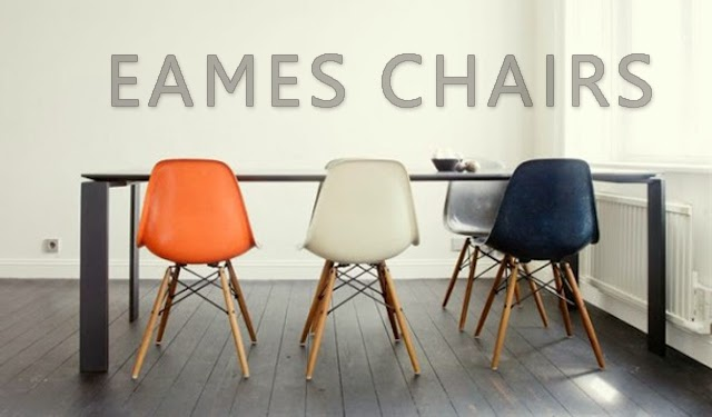 DESING | THE EAMES CHAIRS