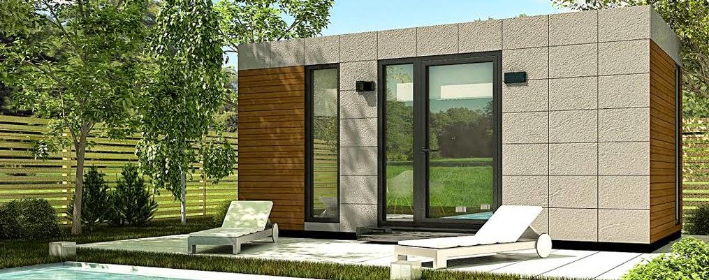 M dulos para jard n soluciones bien conocidas en otros for Casetas prefabricadas para jardin