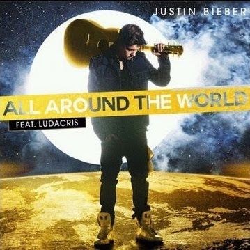 Photo Justin Bieber - All Around The World (feat. Ludacris) Picture & Image
