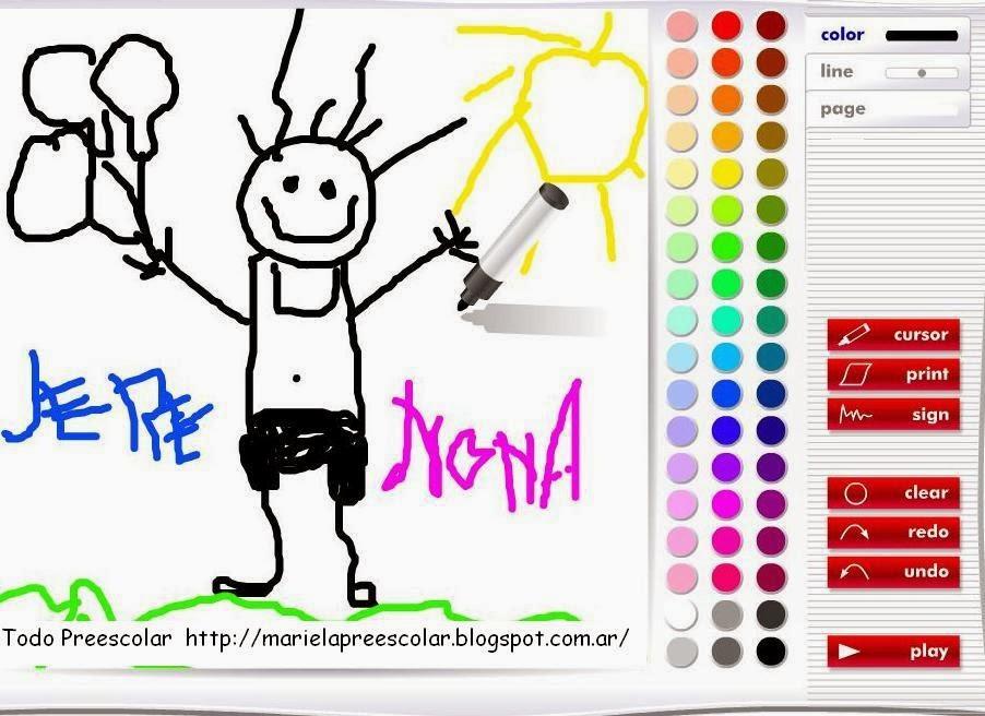 Dibuja Online