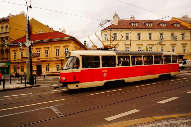 MyTravelnotes.Ru - Трамваи (Прага)