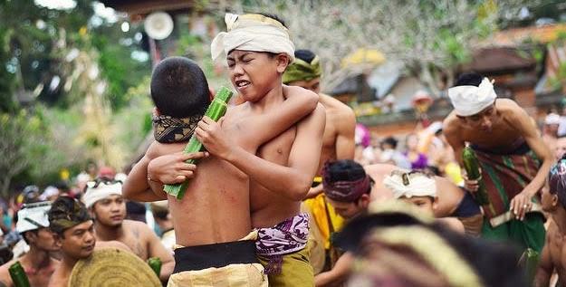 Perang Pandan Bali