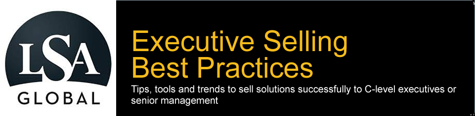 Executive Selling Training Best Practices